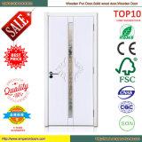 Portello interno di legno del PVC di ecologia della decorazione di Coloful