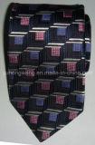Cravate de jacquard tissée par soie à la mode d'hommes