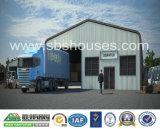 Estructura del diseño del garage de acero/edificio profesionales de la casa/de la construcción