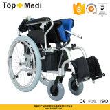 2016スマートな高性能のTranistのFoldableアルミニウム電動車椅子