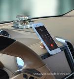 De universele Magnetische Auto zet Houder voor Smartphoes op
