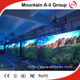 Color pieno RGB Indoor SMD P4 LED Display Module (256 x 128mm)
