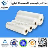 Film feuilletant thermique collant supplémentaire pour l'impression lourde d'huile de silicone