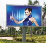 Tela impermeável do diodo emissor de luz do anúncio P6 ao ar livre com preço de fábrica