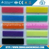 유연한을%s 중국 색깔 풀은 거품이 인다
