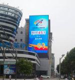 . Afficheur LED P5 polychrome extérieur de location pour la publicité