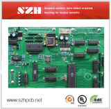 情報処理機能をもったWiFiのモジュールFr4 PCBアセンブリボード