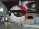 Le PVC gonflable de ballon de promotion gonflent annoncer des produits