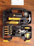 39PC caixa de ferramentas para meninas, conjunto de ferramentas para a mulher, jogo de ferramenta de 39 PCS