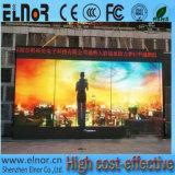 Pantalla de visualización a todo color de LED P10 de la alta calidad