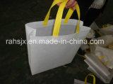 Pp.-nichtgewebter Gewebe-Beutel, der Maschine für flachen Beutel/Shirt-Beutel/Kasten-Beutel herstellt