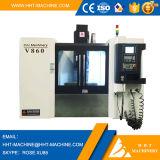 Centro de mecanización vertical del CNC de 3 vías guías lineares del eje, fresadora del CNC