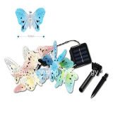 12LED Butterfly Solar String Light