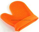 Короткий силикон перчатки BBQ силикона перчатку на праздник Sg06