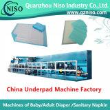 In hohem Grade - leistungsfähige Unterauflage-Produktions-Maschine mit Servosteuerung (CD150-HSV)