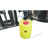 満ちるライン/ペットボトルウォーターの充填機