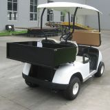 Marshell Electric Utility Windshield Golf Cart con Rear Box (DU-G2)