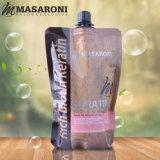 Bio máscara del pelo de la queratina de Masaroni para hidratar y reparar el pelo dañado