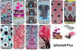 iPhone6를 위한 다채로운 Flower Relief TPU Case