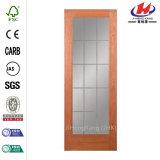 Porta de madeira da laje interior do abeto 10-Lite
