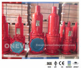 "Pdvsa를 위한 석유 프로젝트 Wcb Wcc 압력 안전 밸브 (6 "" - 300LB)"