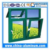 Indicador de alumínio composto de madeira da casa de campo de Jiangsu, indicador contínuo do carvalho vermelho & revestimento da laca