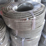 ISO 9001 제조자 중국 스테인리스 땋는 공기 호스