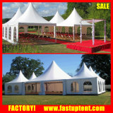 Luxus PVC Outdoor Pagoda Tent für Catering Event