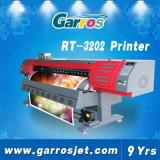 Принтер ткани печатной машины тканья сублимации Garros 3.2m Dx5/Dx5+ головной