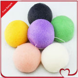 Face Cleansing를 위한 Konjac Sponge