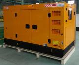 Самый лучший генератор цены 50Hz 60kw/75kVA молчком Рикардо (GDC75*S)