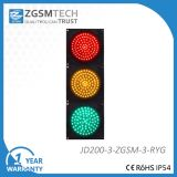 200mm LED Feux de Circulation Rouge Vert Jaune Signaux de Circulation
