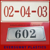 Laser Carving를 위한 높은 Quality Double Color Plastic ABS Sheet