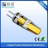 Il volt caldo LED del prodotto G4 il LED 12 di Parshine illumina G4