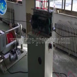 PV 철사를 위한 가득 차있는 자동적인 대량 끝 주름을 잡는 기계