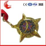 Medallón por encargo de la medalla del regalo de la manera del alto grado