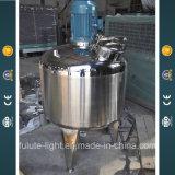 tanque Stirring emulsão farmacêutica/cosmética do aço 1000L inoxidável