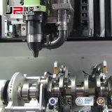 [効率作り出す]クランク軸の自動バランスをとる機械