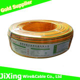 Câble d'alimentation électrique de fil/électrique isolé par PVC flexible de cuivre