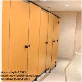 Partitions phénoliques de toilette de couleur en bois de Fumeihua