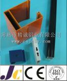 Perfil com o CNC que faz à máquina, perfil de alumínio do alumínio 6063 da extrusão (JC-W-10042)