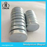 Магнит неодимия диска высокой ранга малый для пакета