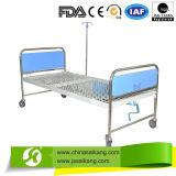 Cama de hospital plana simples (ISO / CE / FDA)