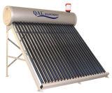 Calentador de agua solar del uso de la familia de 200 litros