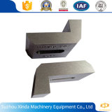 Tipos da oferta da fábrica de China de fazer à máquina material das peças