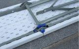 banco de dobramento plástico de 6FT, banco do jardim, banco carreg fácil do banco do balcão