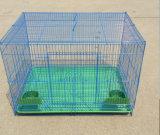 Gabbia dell'animale domestico della gabbia del coniglio della gabbia di uccello