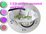 252PCS SMD LED Pool Light Injected LED Swimming Pool Lights 252LED RGB 다중 Color Wall Mounted