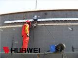 Carro flexible de la soldadura del tanque del carril de HK-100s