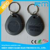 125kHz Em4102スマートなRFID主Fobのドアの識別キーFob